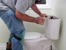 We Install Low Flow Fixtures Like Toilets